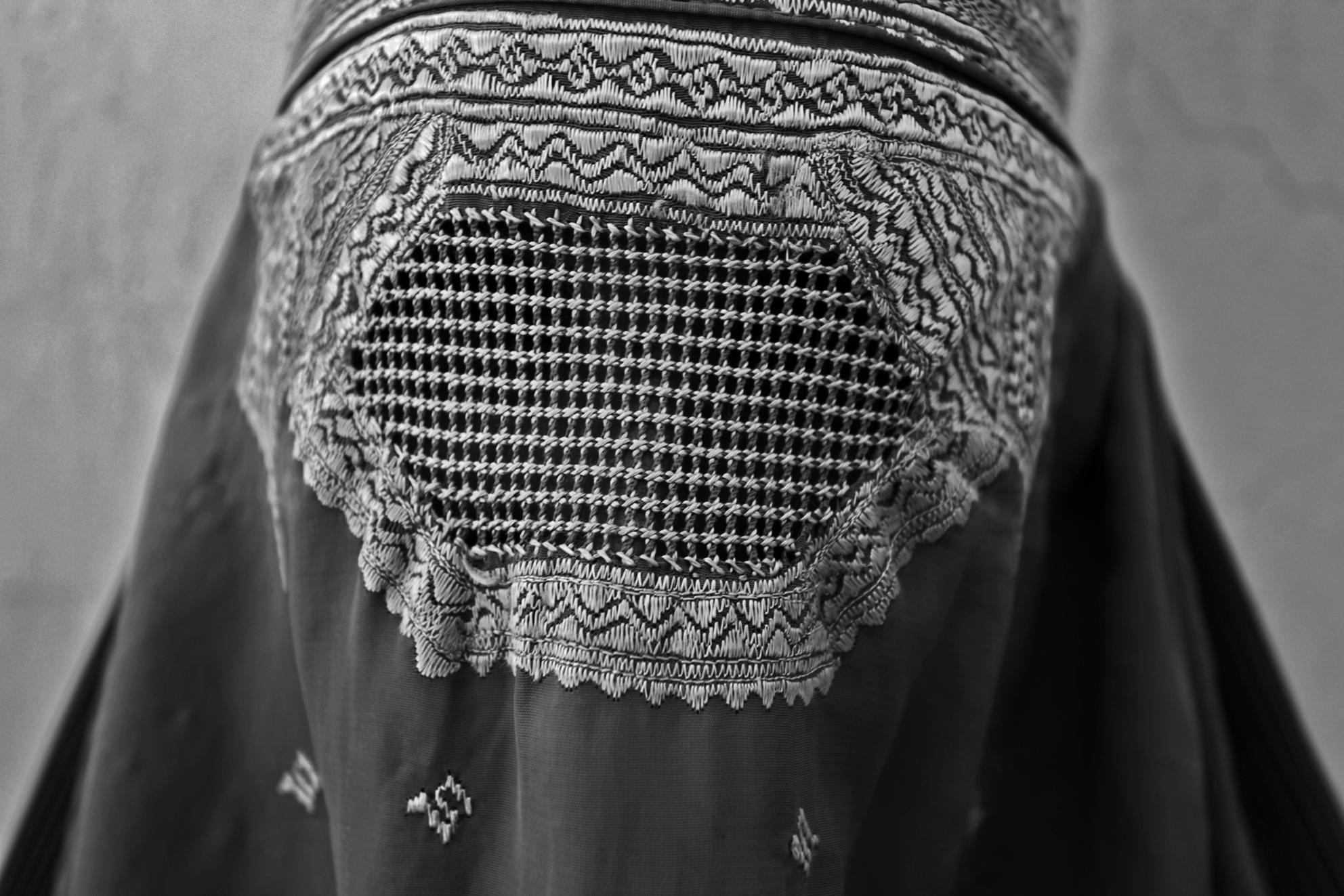Burka-blogg