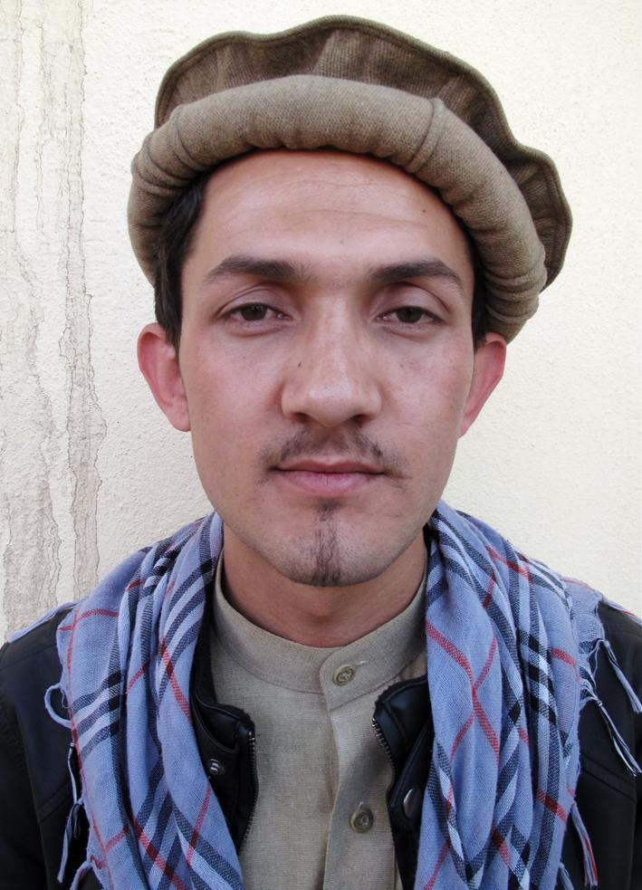 Kommentar av Mojib Mehrdad (26), journalist og forfatter, Kabul