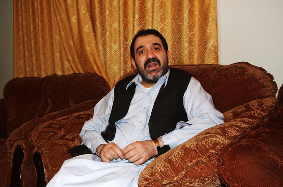 Ahmad Wali Karzai-blogg